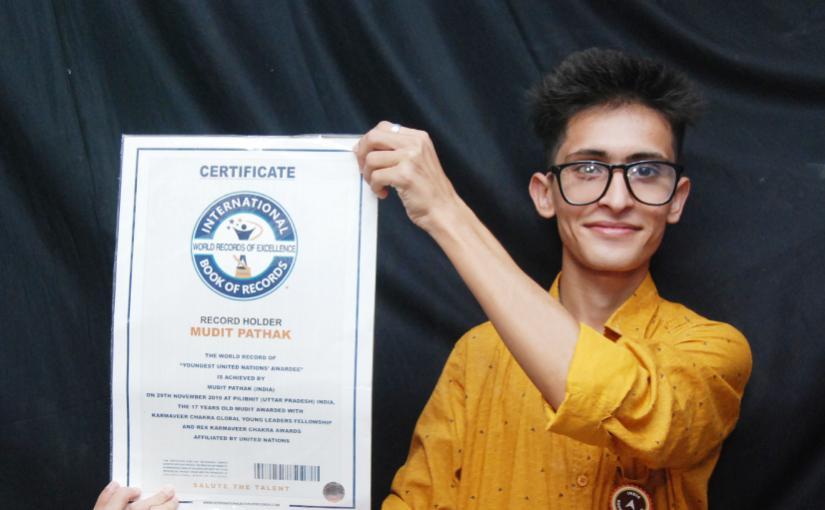 Inspiring Story of Mudit Pathak aka Artistic Yogi – 2021 Padma Shri Nominee