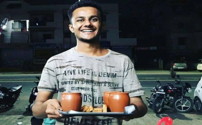 MBA ChaiWala: 2nd most famous Chai Wala In India