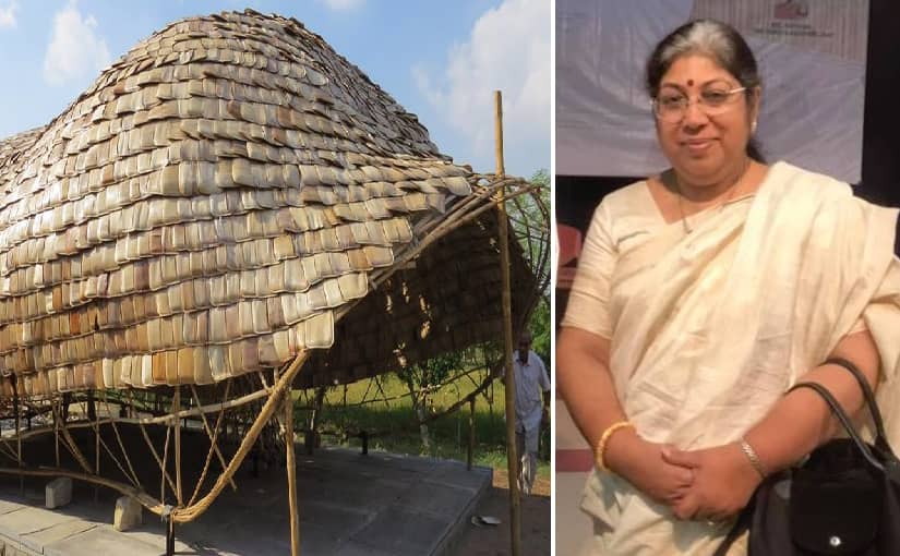 How Bamboo lady of India is going mainstream with bamboo use in the construction industry