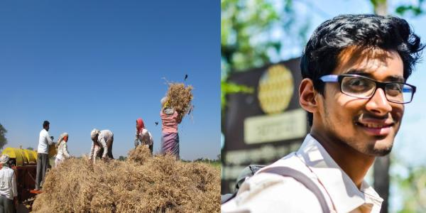 This young duo is generating energy from trash, Takachar – a solution for the stubble burning problem