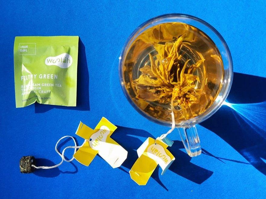 Eco-Friendly Tea Bag