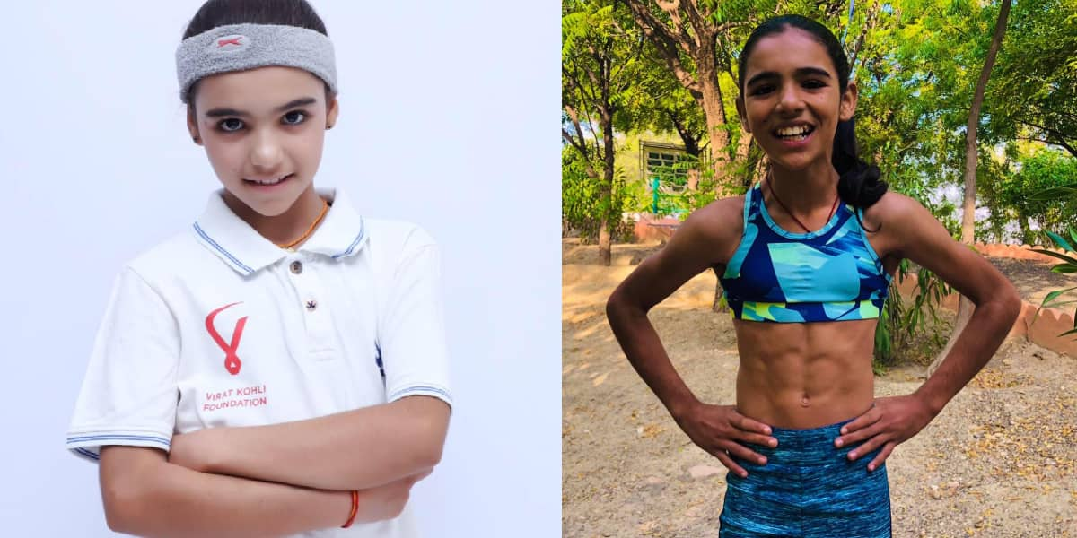 Pooja Bishnoi – The 9-year-old youngest girl in the world with six-pack abs, Working hard to win an Olympic medal for India
