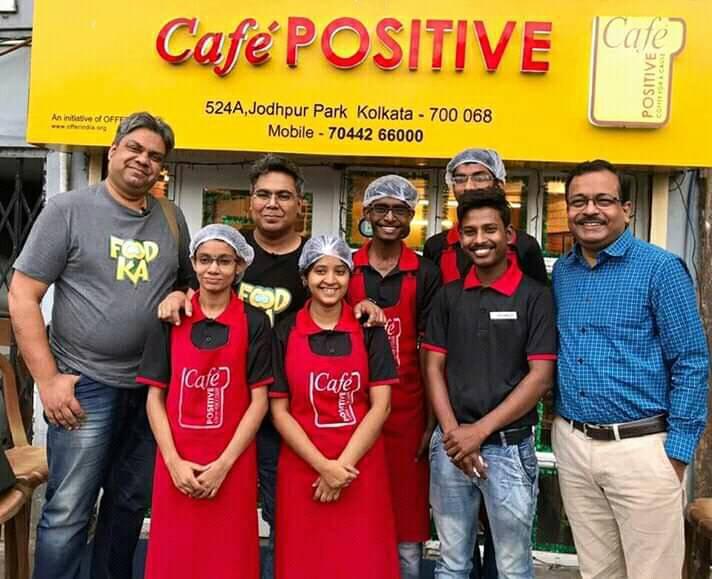Cafe Positive