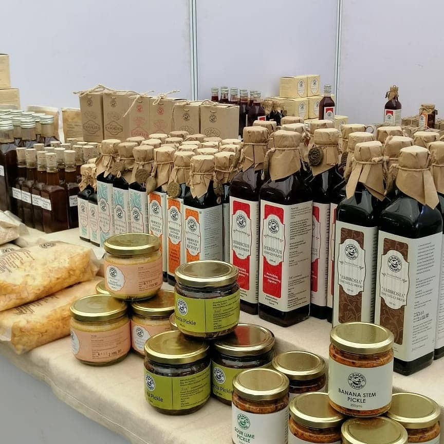 farmers share products