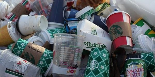 Garbage Cafes In Delhi: Offering Free Food to Everyone In Exchange Of Plastic Waste
