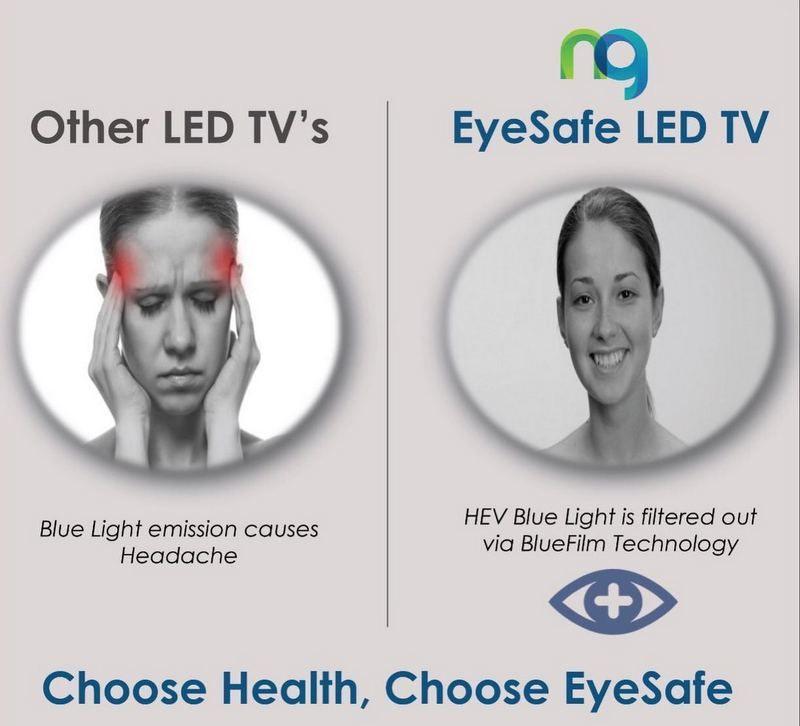 Eye Safe TV