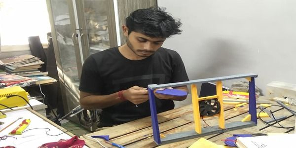 Dipankar Das – Making lives easier for daily wage workers with several innovations, a young boy from Andaman