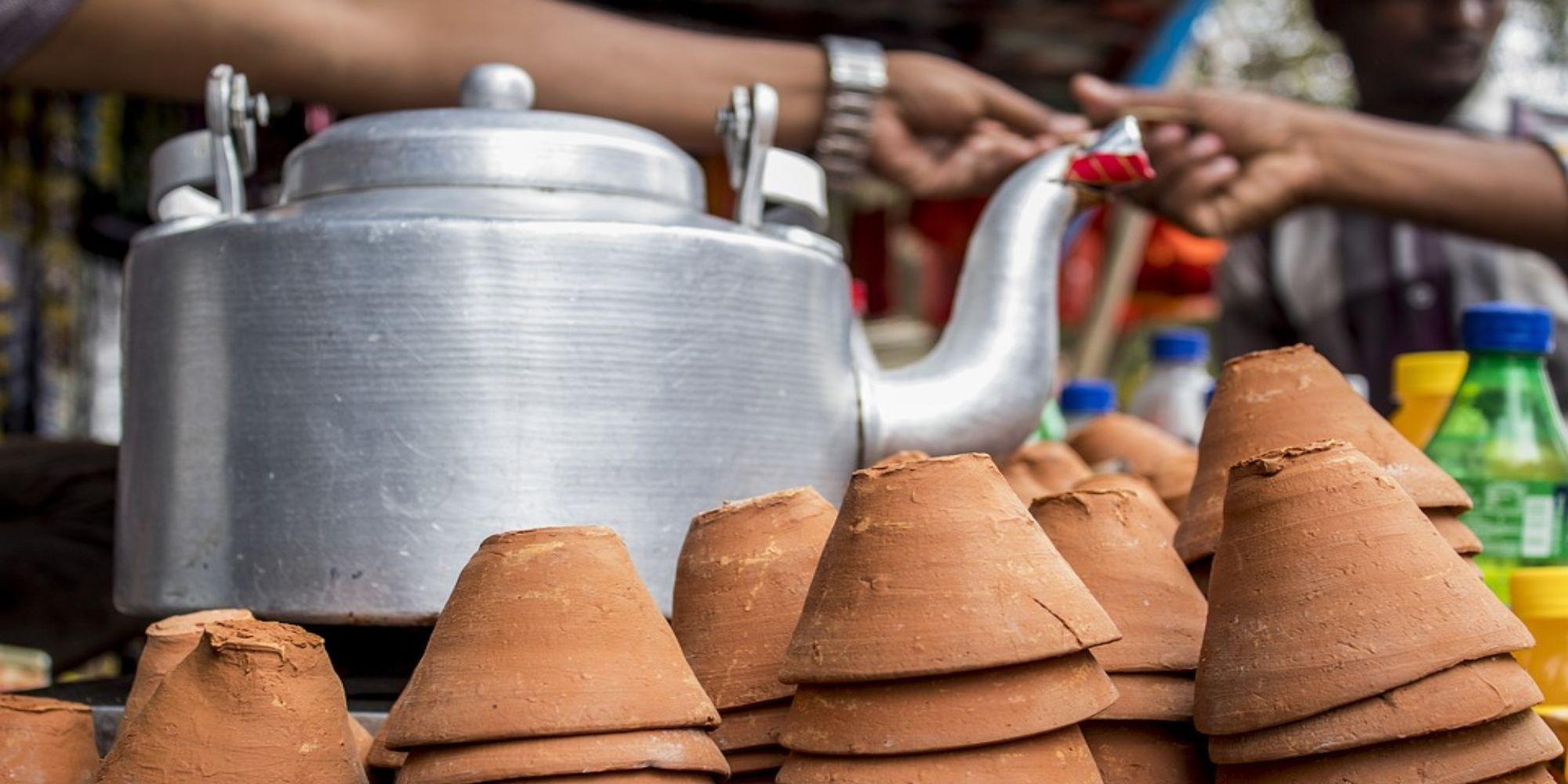 Ankit Nagwanshi – Famous engineer chaiwala. The success story of an engineer turned tea seller in Madhya Pradesh