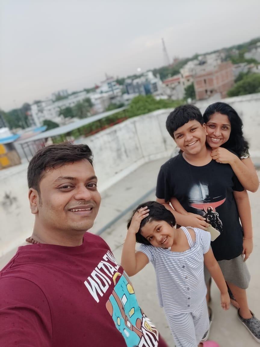 Iyer Family