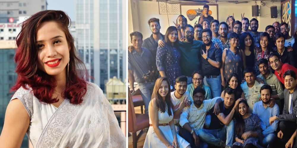Aunkita Nandi – How this young girl from West Bengal built a million-dollar company from scratch, Wants to become the world's famous Saas company