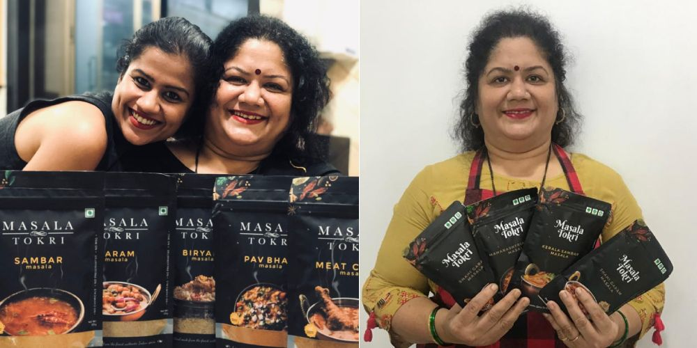 Masala Tokri – Introducing the incredible mother-daughter duo who turned their hobby into a startup that aims for a 1 crore turnover