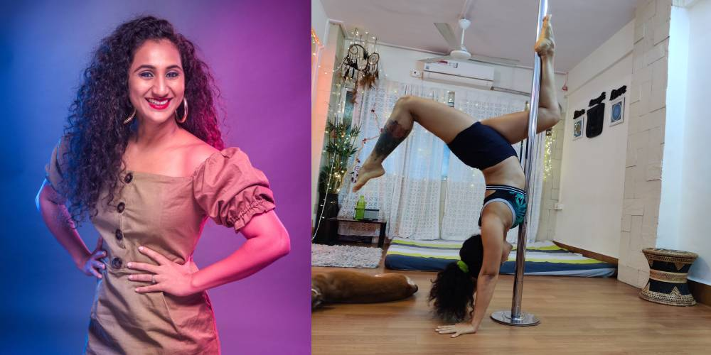 Rashmi Jathan – A courageous woman whose pole-dancing skills will make your head spin