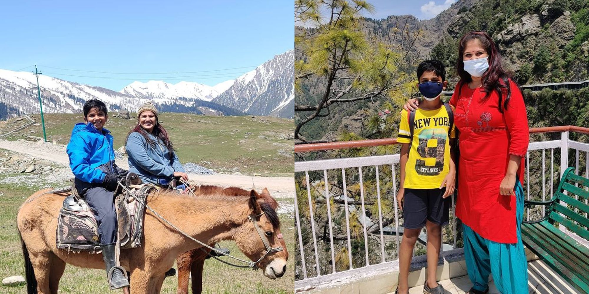 Around India in 51 days – This mother-son duo drove around 28 states of Incredible India