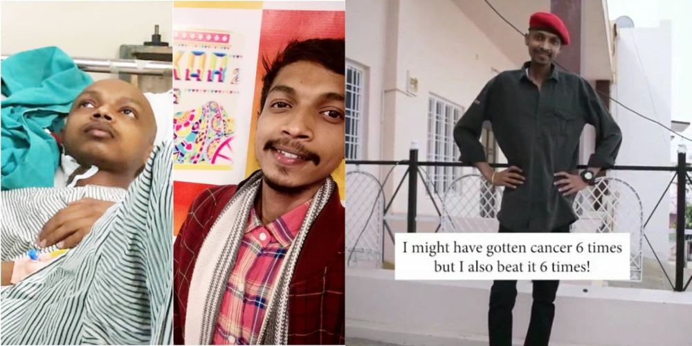 Introducing Jayant Kandoi, the man who beat cancer 6 times